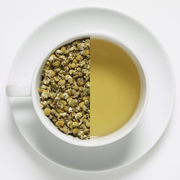 Dried Mummys Brains Camomile Tea