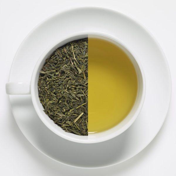 Dried zombie brains Green Tea
