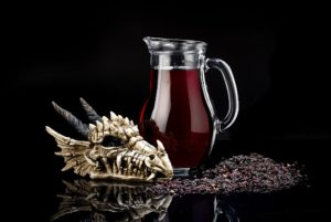 Chilled Dragons Blood